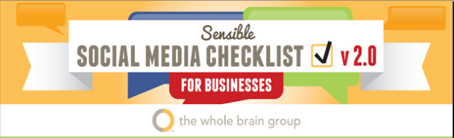 Social Media Checklist 2.0