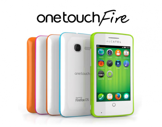 Smartphone low cost: Firefox Os