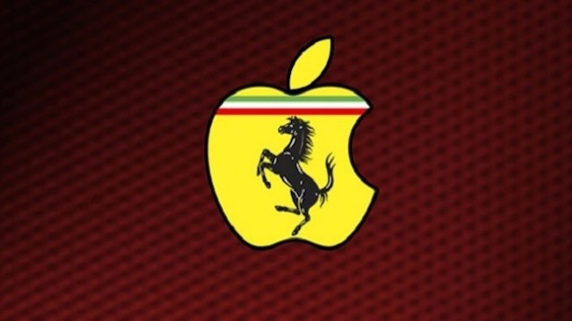 Accordo Ferrari-Apple per smart car