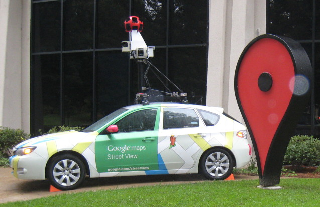 Garante privacy multa Google per 1 milione per Street View